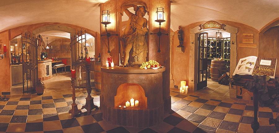 Hotel Neuhaus, Mayrhofen, Austria - Entrance to restaurant.jpg